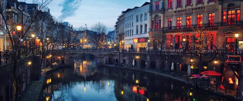 Utrecht amsterdam for Ostelli economici amsterdam
